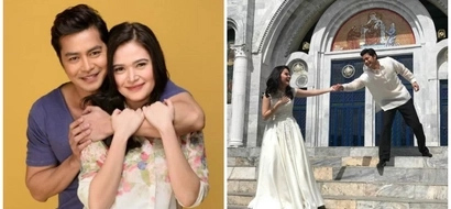 Totohanan na ba ito? Bela Padilla admits she still keeps in touch with 'My Dear Heart' leading man Zanjoe Marudo