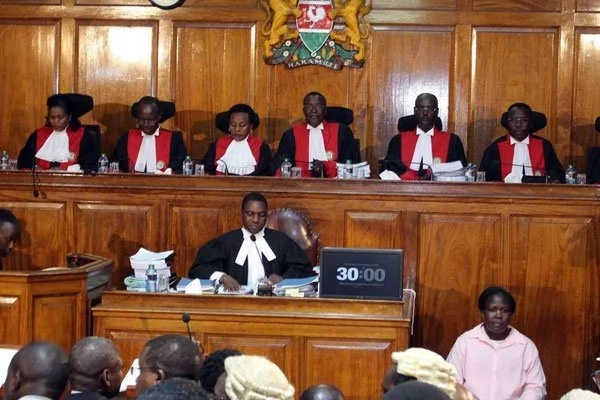 Supreme Court grants Raila access to IEBC system