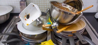 What would you do if you found out your man doesn't wash his dishes? Kenyan women answer