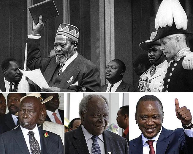Jomo Kenyatta didn't go to church for 15 years