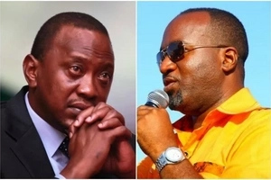 After Uhuru PROMISED to 'deal' with him, Joho's team announce their next action regarding the statement
