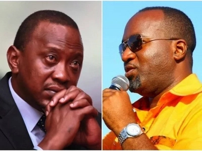 Joho hits Uhuru below the belt after a KSh 1.2B bridge he commissioned collapsed (video)