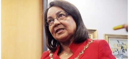 De Lille reportedly wants a posting in Washington to join the ANC