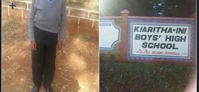 Form one cancer survivor badly assaulted at a Karatina boys' school
