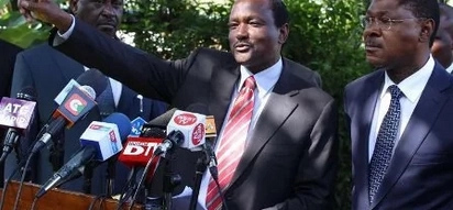 Omar HASSAN'S exit confirms our fears about Raila and Kalonzo