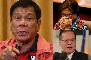 Scripted na, palpak pa! UP professor Randy David says De Lima's persecution is actually an Aquino demolition