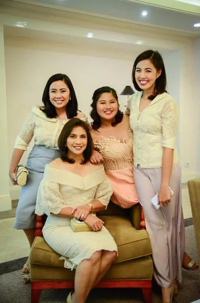 Filipinas still experience abuse, says VP Leni to female leaders