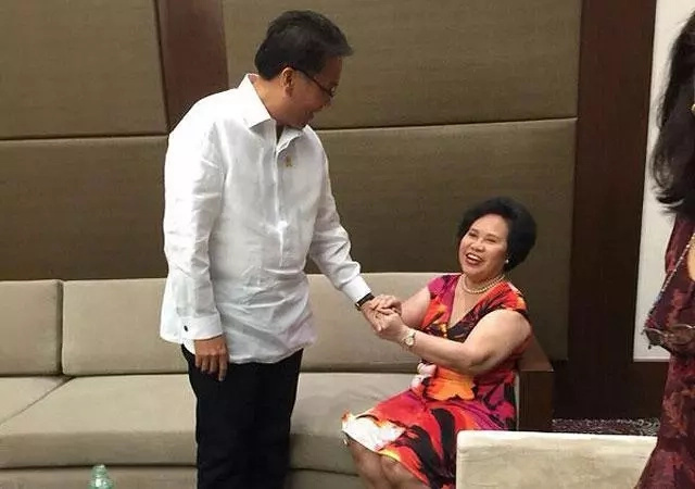 Colleagues remember Sen. Miriam Defensor Santiago