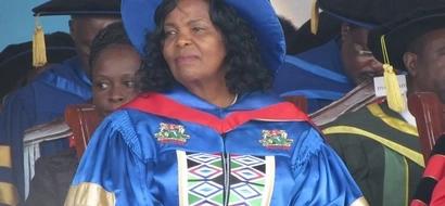 Why Olive Mugenda Is To Kenyatta University What Paul Kagame Is To Rwanda