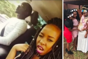 The truth about Mike Sonko's HEAVILY PREGNANT daughter being dumped by hubby