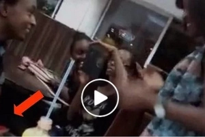 Nairobi woman hits social media headlines after publicly turning down a romantic proposal (video, photos)