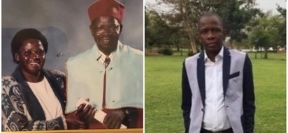 Man pays tribute to his late father, the first black man to graduate from UJ during difficult times