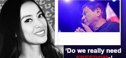 Netizens sign petition to silence Mocha Uson
