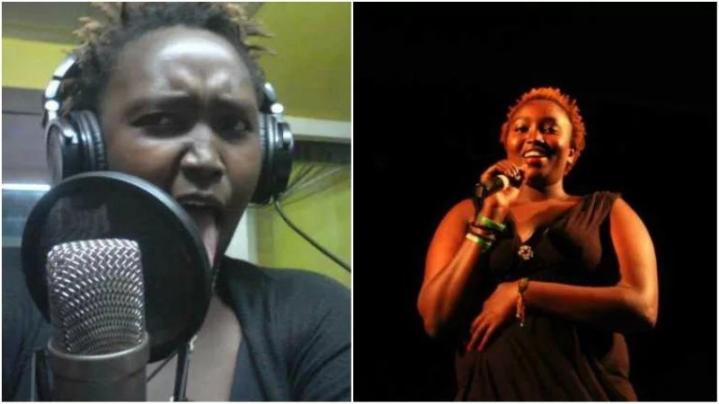 Radio presenter: You will wish for death if you heart-break me