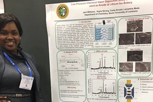 Genius 20-year-old student is working on research project for NASA (photos)