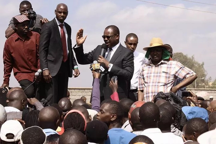 Jubilee and CORD MCA's clash over Kidero
