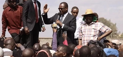 Under Pressure, Evans Kidero Sets Date For Rehabilitation Of Mwiki Kasarani Road