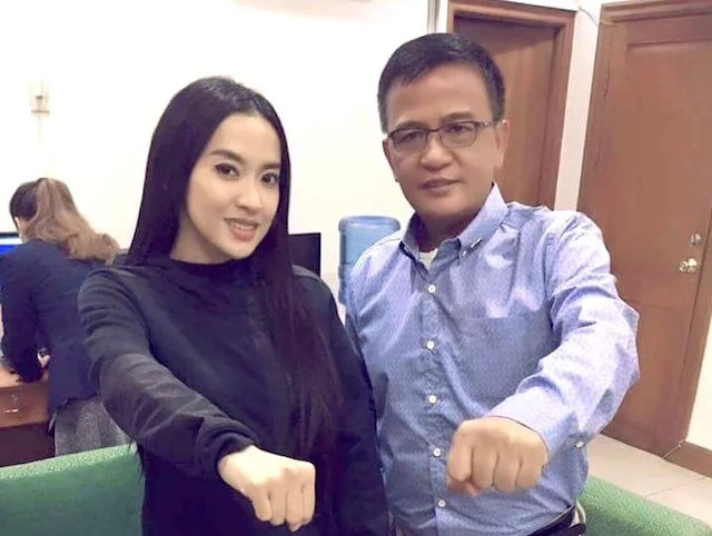 Mocha Uson responds to her bashers