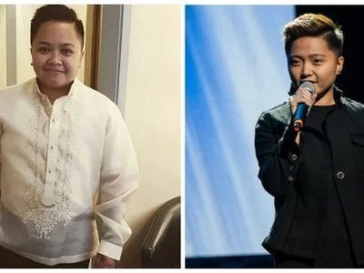 Is Aiza Seguerra going to change his name too just like Jake Zyrus?
