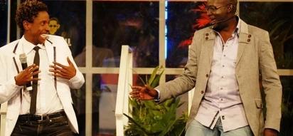 Polisi amkamata na kumtia pingu mcheshi maarufu Eric Omondi