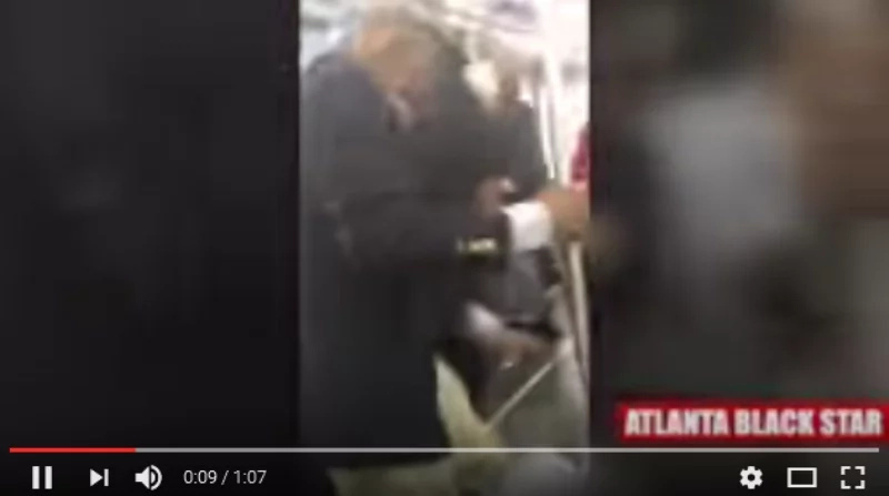 "He Said ""N-Word"" to This Old Man and Gets His Ass Beaten Immediately (Video)"