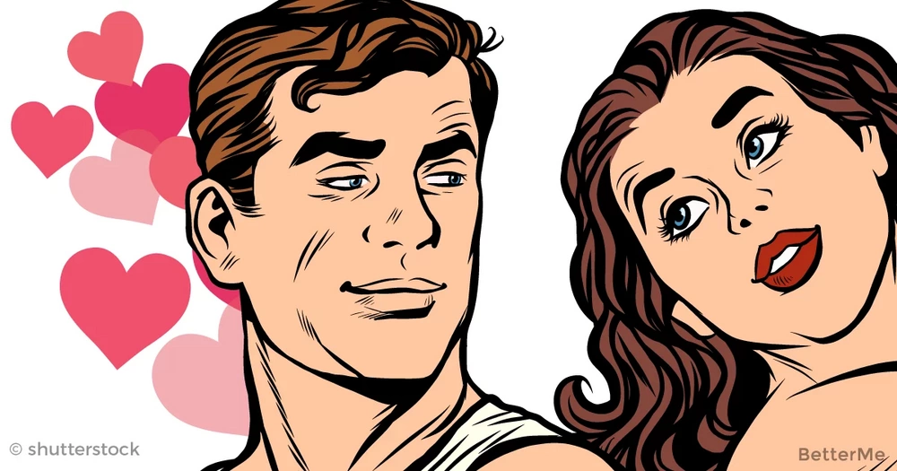 21 body language signs that a man is interested
