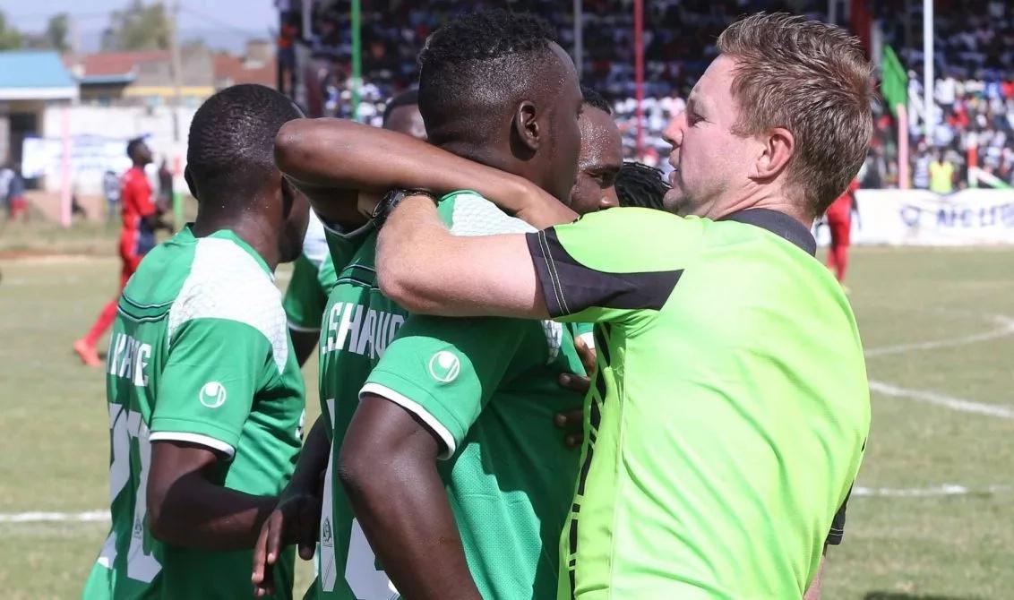 Gor Mahia coach blasts Esperance goalkeeper for using delay tactics