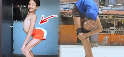"VIRAL: ""Flexible Flexi-boy"" Just Got Real, Stuns Netizens with Bone-Breaking Antics!"