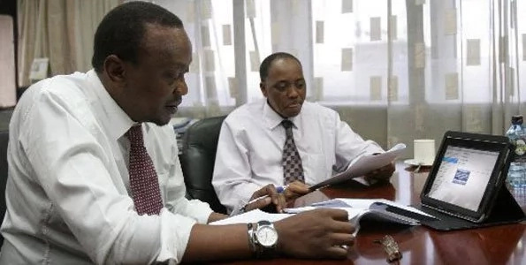 Former Jubilee bigwig 'returns back' plum job with a KSh 2.2B budget to Uhuru