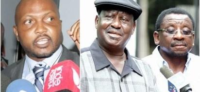 Moses Kuria awashambulia Raila na wapambe wake kwa maneno makali (habari kamili)