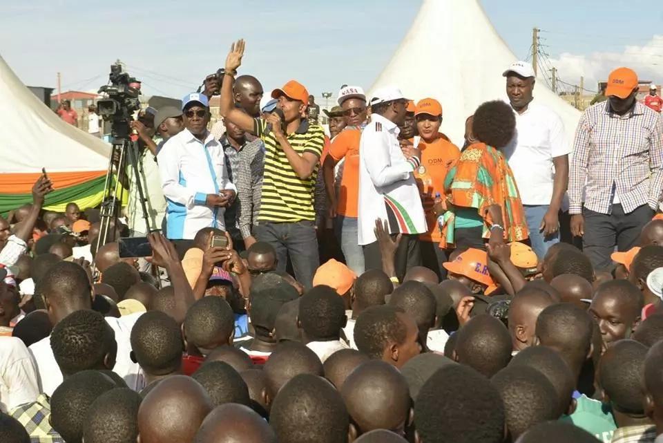 'Nduguye' Hassan Joho ajipata matatani siku chache baada ya mkutano mkuu wa Tononoka