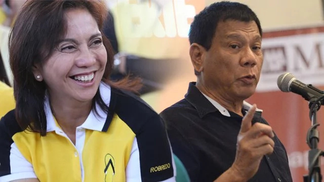 Robredo opposes Duterte on death penalty