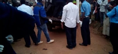 Kakamega Teacher Shoots Dead The Man Who Intervened In His Fight With Wife