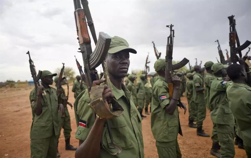 Kenyans stuck in South Sudan beg for help amid heavy gunfire