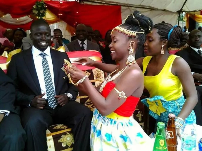 Photos that prove Ann Kansime and her husband are just made for each other