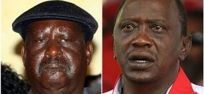 Raila amkemea Uhuru baada ya JOHO kukatazwa kuhudhuria uzinduzi wa SGR