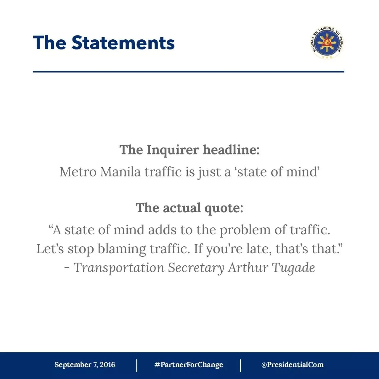Palace calls out Inquirer for 'misleading' article