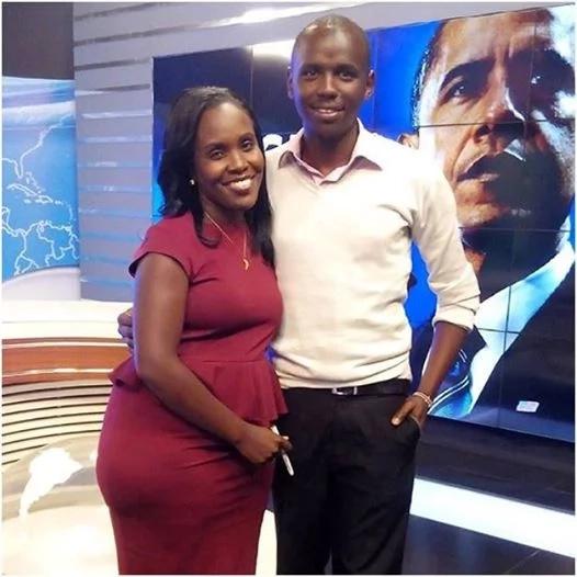 Bad photo day for Linda Ogutu's hips in viral photo