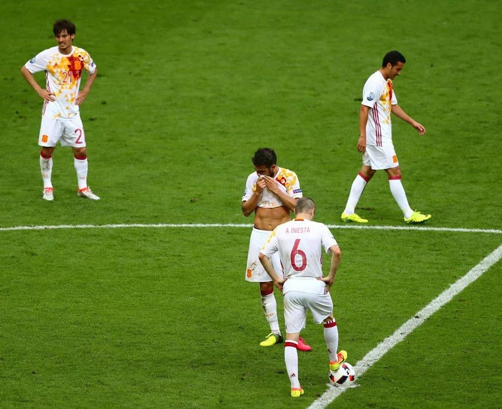 Cae el campeón europeo