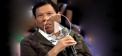 WATCH: The Duterte family like you've never seen before