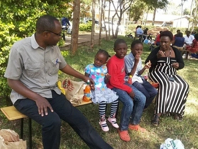 See what Alex Chamwada is doing with her daughter after she passed her KCPE exams with flying colours (video)
