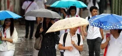 Can PH make it through the rain?