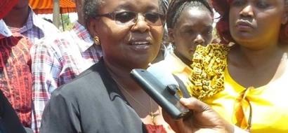 Mwakilishi wa wanawake amwomba rais Uhuru ajiue kwa kushindwa kupambana na ufisadi