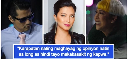 Bawal mapikon at walang bastusan! Angel Locsin gives advice to fellow PGT judges before live shows