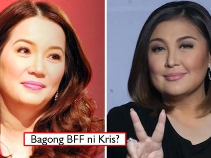 True friend si Shawie? Kris Aquino surprisingly follows the Megastar on IG after previously dropping all accounts she's following