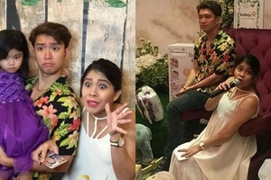Melai Cantiveros had the most gorgeous baby shower ever and here are pictures to prove it
