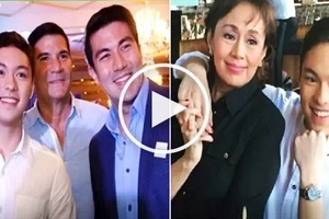 Mas gwapo pa kay Luis Manzano? His half-brother Ryan Christian Recto is all grown up!
