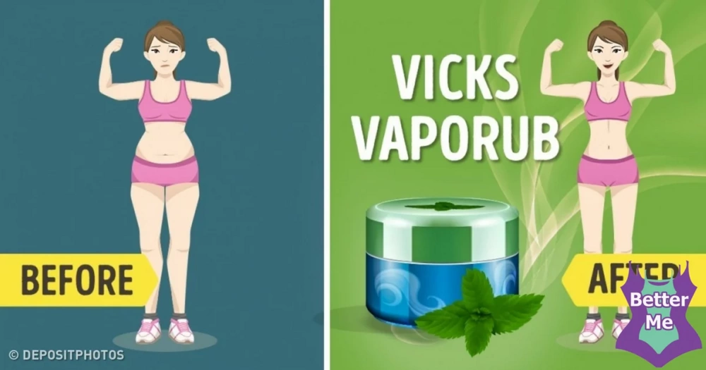 Use Vicks To Get Rid Of Unwanted Fat, Eliminate Cellulite