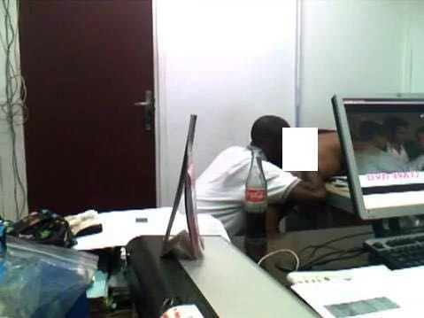 Two NTV employees fired after photos of them having sex in office emerge