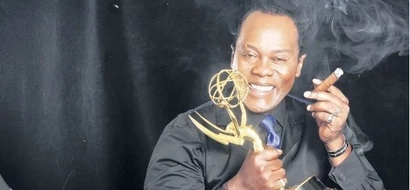 Finally Jeff Koinange returns on air and you cannot guess the channel